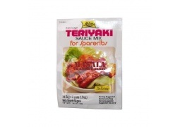 Marynata Teriyaki Do Żeberek (Instant Teriyaki Sauce Mix for Spareribs) Lobo 50g