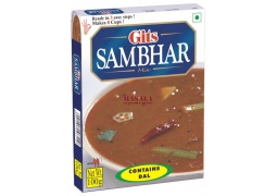 Mix do zupy curry z soczewicy i warzyw 100g (GITS Sambhar Mix 100g)