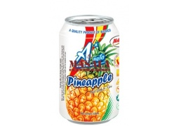 Napój tropikalny - Ananas (Tropical Drink - Pineapple) 330ml Sagiko/Anuta
