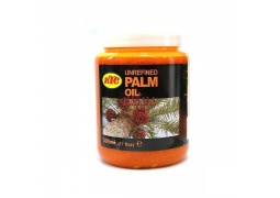Olej Palmowy (Unrefined Palm Oil) 500ml KTC