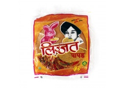 Pappadums Chili Red z Chili 200g