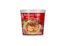 Pasta Curry Czerwona (Red Curry Paste) 400g Cock Brand