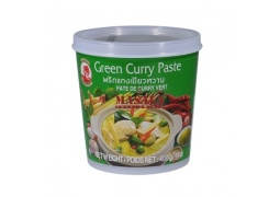 Pasta Curry Zielona (Green Curry Paste) 400g Cock Brand