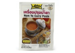 Pasta do Rybnego Nam Ya Curry (Nam Ya Curry Paste) 60g Lobo