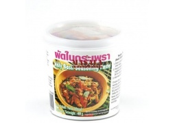 Pasta z Tajskiej Bazylii | Holy Basil Seasoning Paste 400g