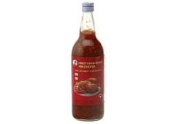 Słodki Sos Chilli do Kurczaka (Sweet Chilli Sauce for Chicken) 650ml Cock Brand