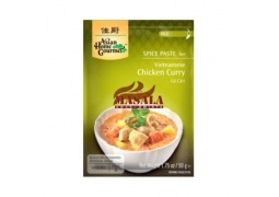 Wietnamska Pasta Curry Do Kurczaka (Spice Paste for Vietnamese Chicken Curry) | Ga Cari 50g AHG