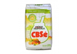 Yerba Mate CBSe Fructos Tropicales 500g